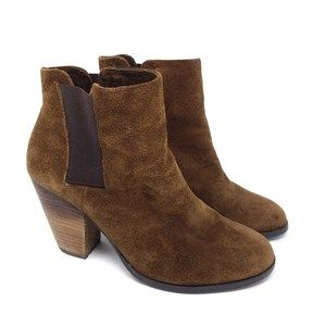 Vince Camuto Suede Leather Boots SZ 8,5B VP-Hessa